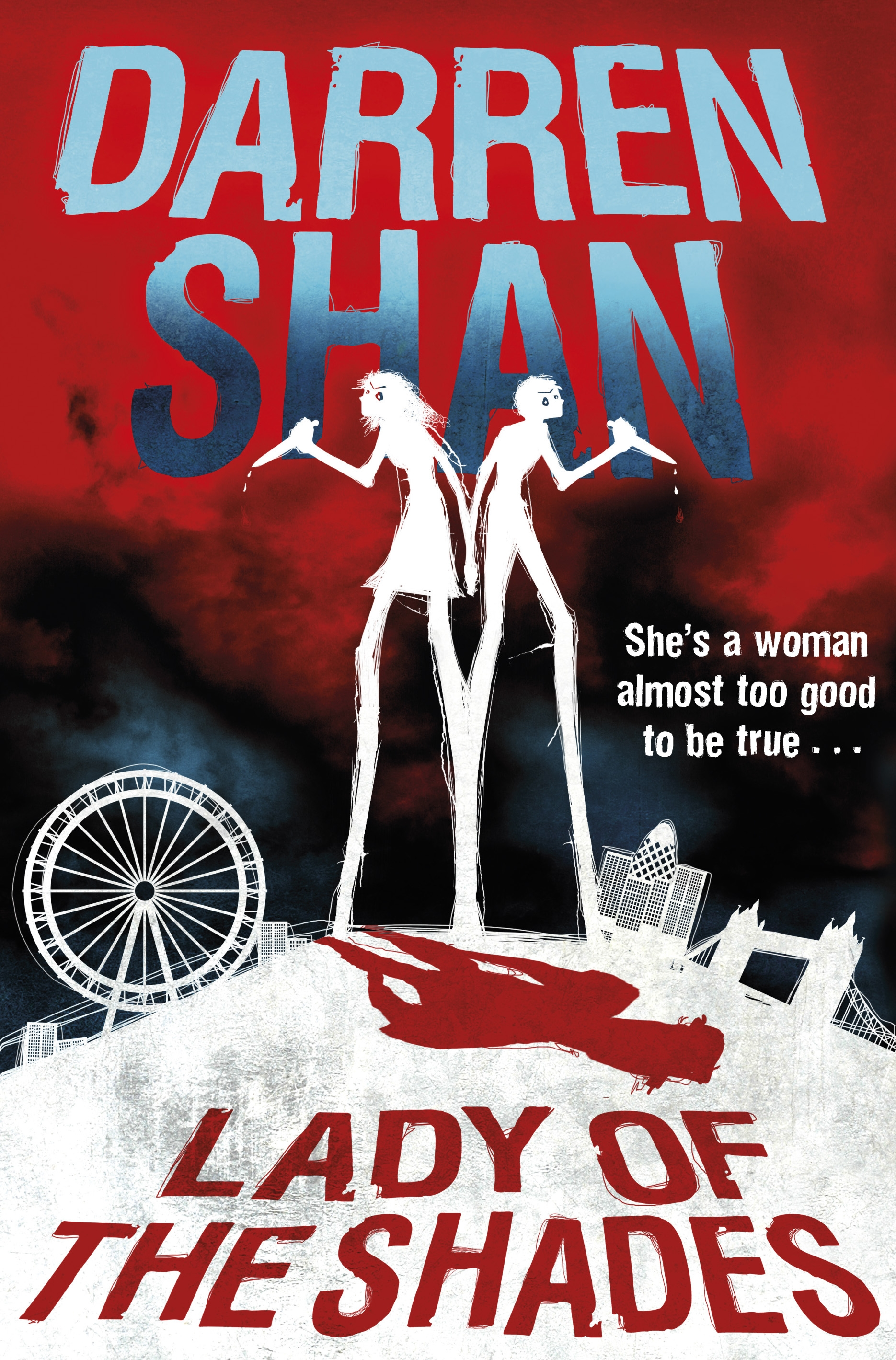 Lady of the Shades Book Cover