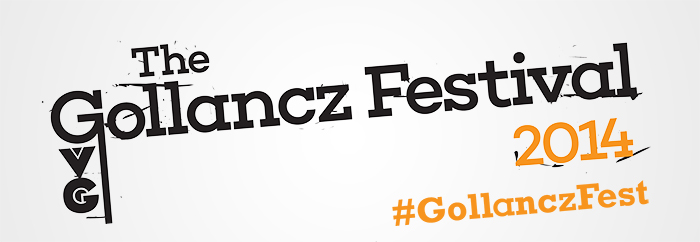Gollancz Festival Email Header