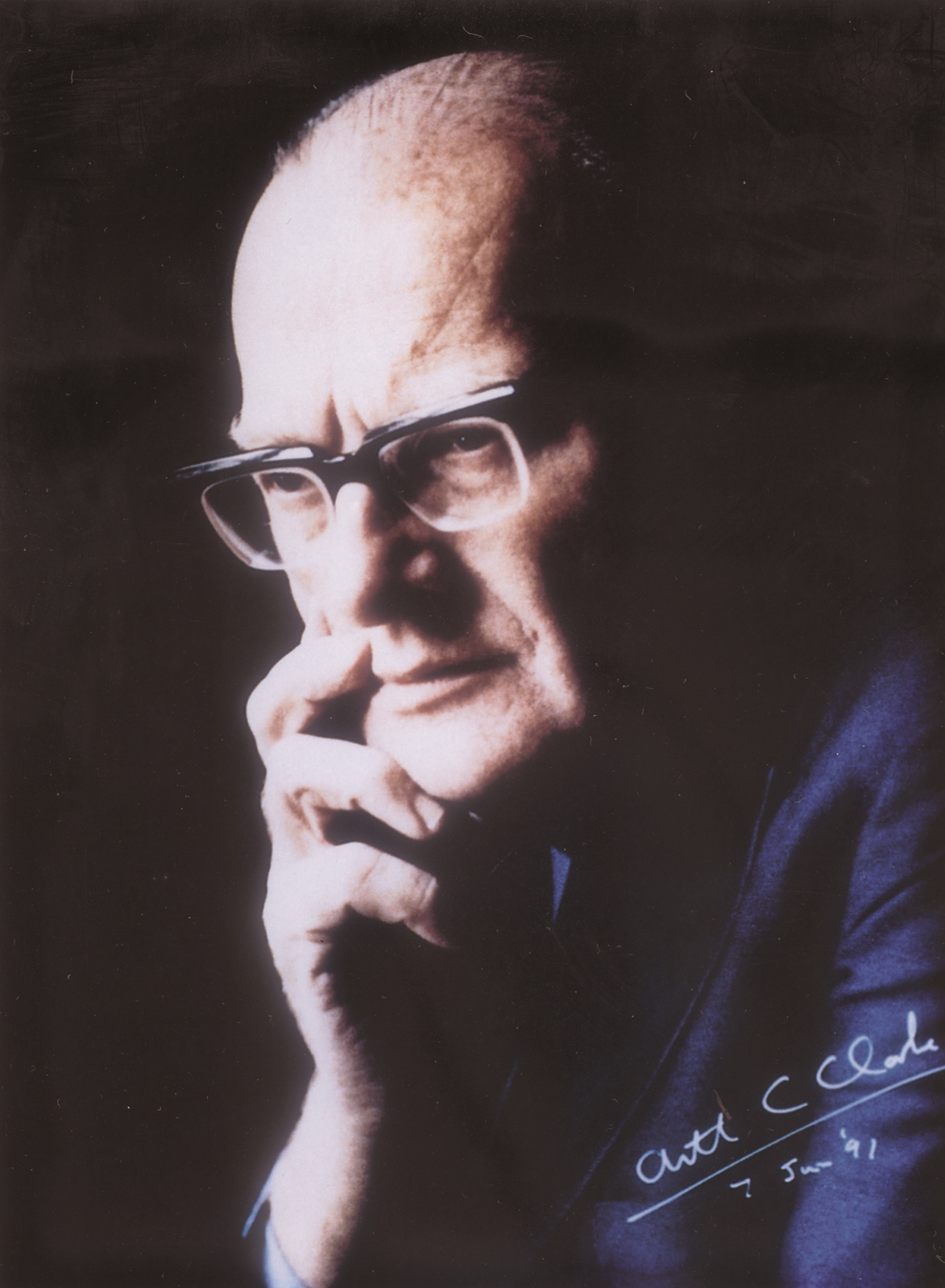 arthur clarke essay Arthur c clarke saw the future coming and in a series of magazine essays 50  years ago helped us get ready for it then he collected the essays.