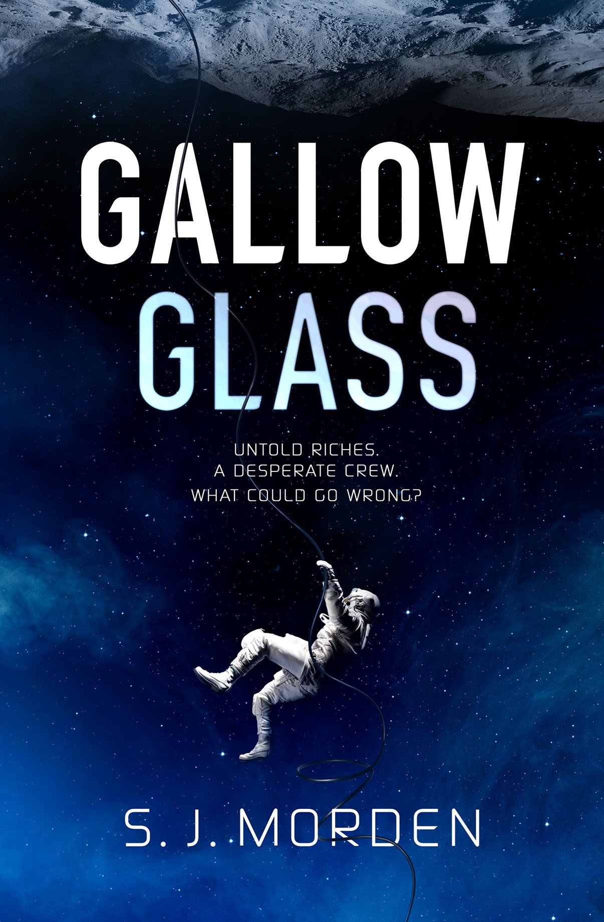 Cover Reveal: Gallowglass, S.J. Morden