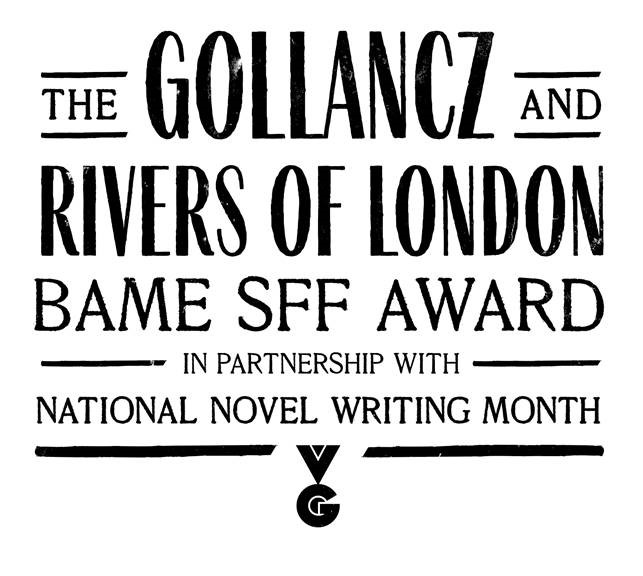 GOLLANCZ ANNOUNCE BAME SFF AWARD WINNERS