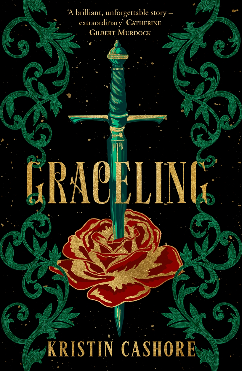 Graceling by Kristin Cashore | Gollancz - Bringing You News From Our World  To Yours