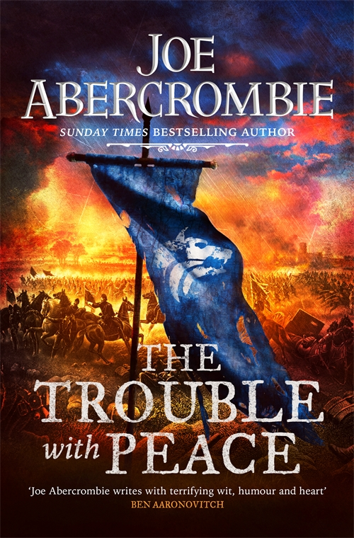 Joe Abercrombie Virtual Tour – The Trouble With Peace