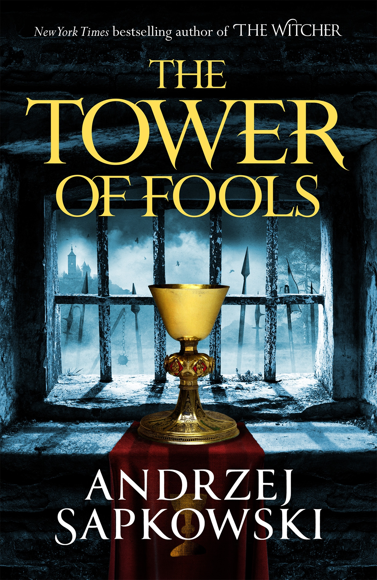 The Tower of Fools – an excerpt