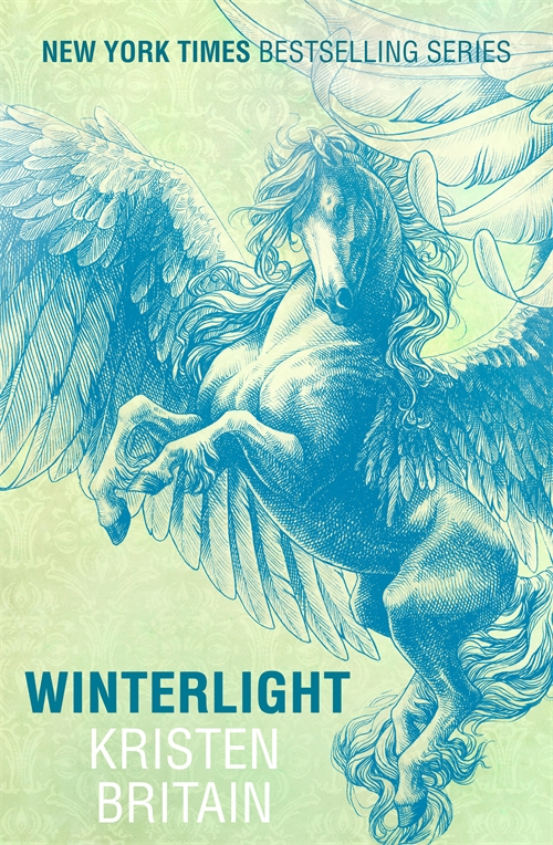 Winterlight, Kristen Britain – Cover Reveal