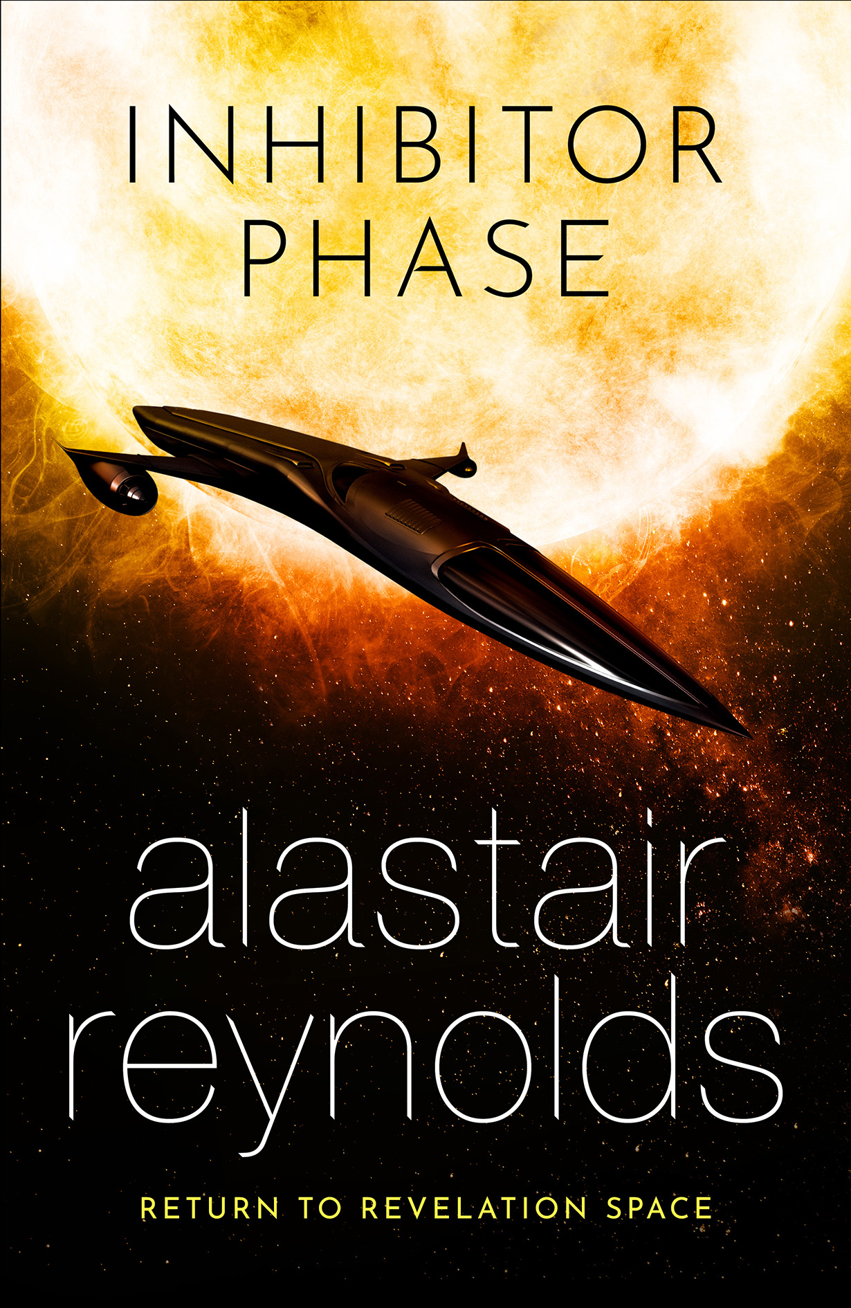 Cover Reveal, Inhibitor Phase